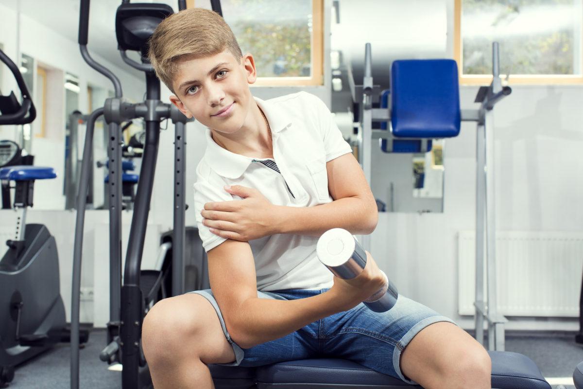Czy trening siłowy jest odpowiedni dla dzieci i młodzieży? Cz. I