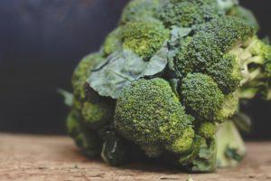 brokuł w zdrowej diecie