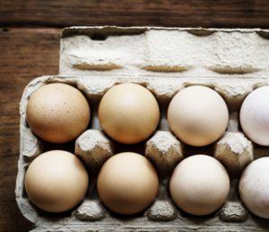 produkty na odchudzanie - jajko